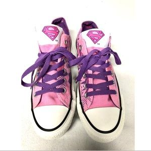 CONVERSE SUPERMÁN SNEAKERS SIZE 5